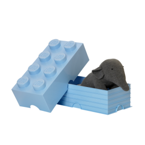 Room Copenhagen Lego Storage Brick 8 in use