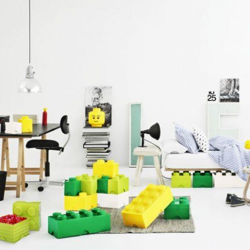 lego storage brick 2 modern intentions shop home
