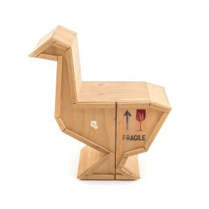 Sending Goose Side TableDesigned by Marcantonio Raimondi Malerba | Seletti