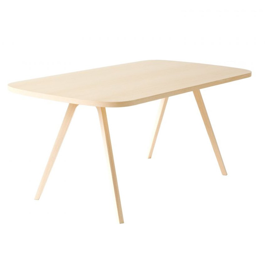 TABLE JORG Dining Table In Ash