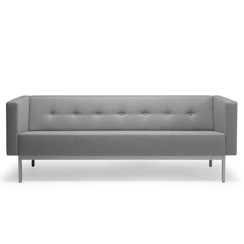 070 Sofa Artifort Hallingdal light grey 123