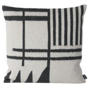 Kelim Black Lines Pillow