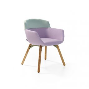 Mood Wood Chair Designed by René Holten Artifort