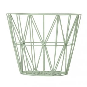 Wire Basket (Mint) ferm Living