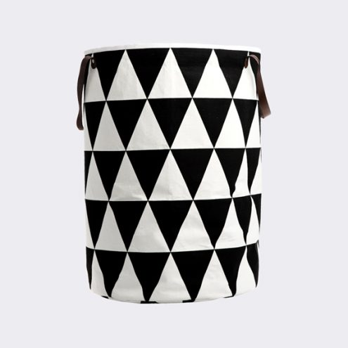 Triangle Laundry Basket Designed by Trine Andersen ferm Living