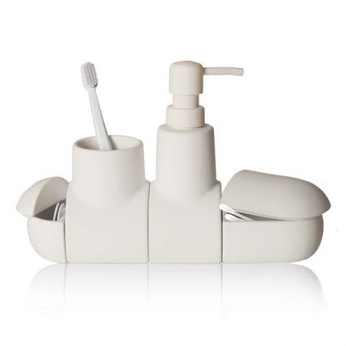 Seletti Submarino Bath Organizer white