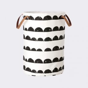 Half Moon Laundry Basket ferm Living