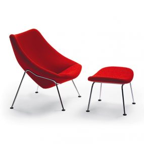 Artifort Oyster Lounge Chair by Pierre Paulin