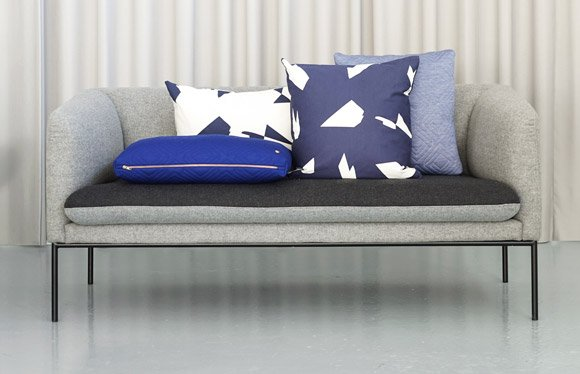 Turn Sofa (Grey Mix) | Modern Intentions - Shop Modern Furniture!