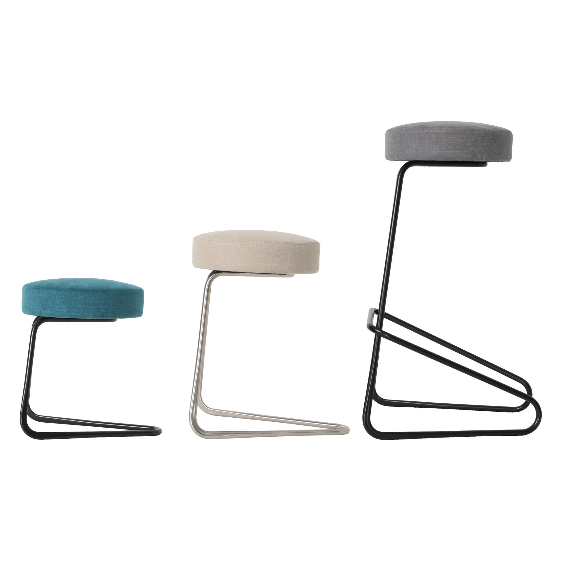 Cc3 Cantilever Bar Stool Modern Intentions Shop Modern