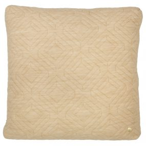 ferm Living Quilt Cushions camel