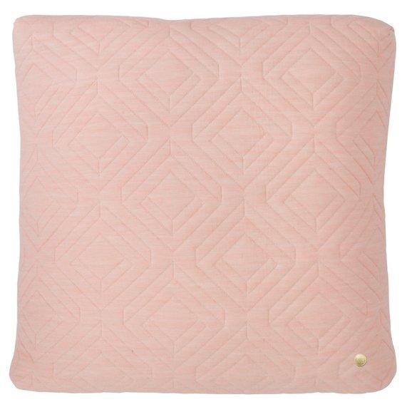 Ferm Living Quilt Cushions Rose