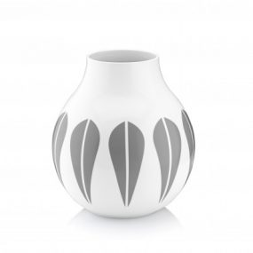 Arne Clausen Vase grey Lucie Kaas modern home accessories