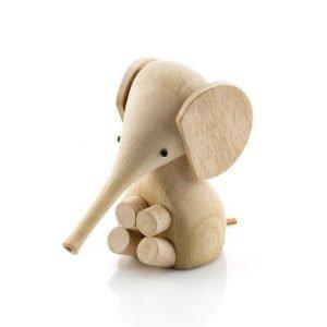 Gunnar Flørning Baby Elephant rubberwood Lucie Kaas