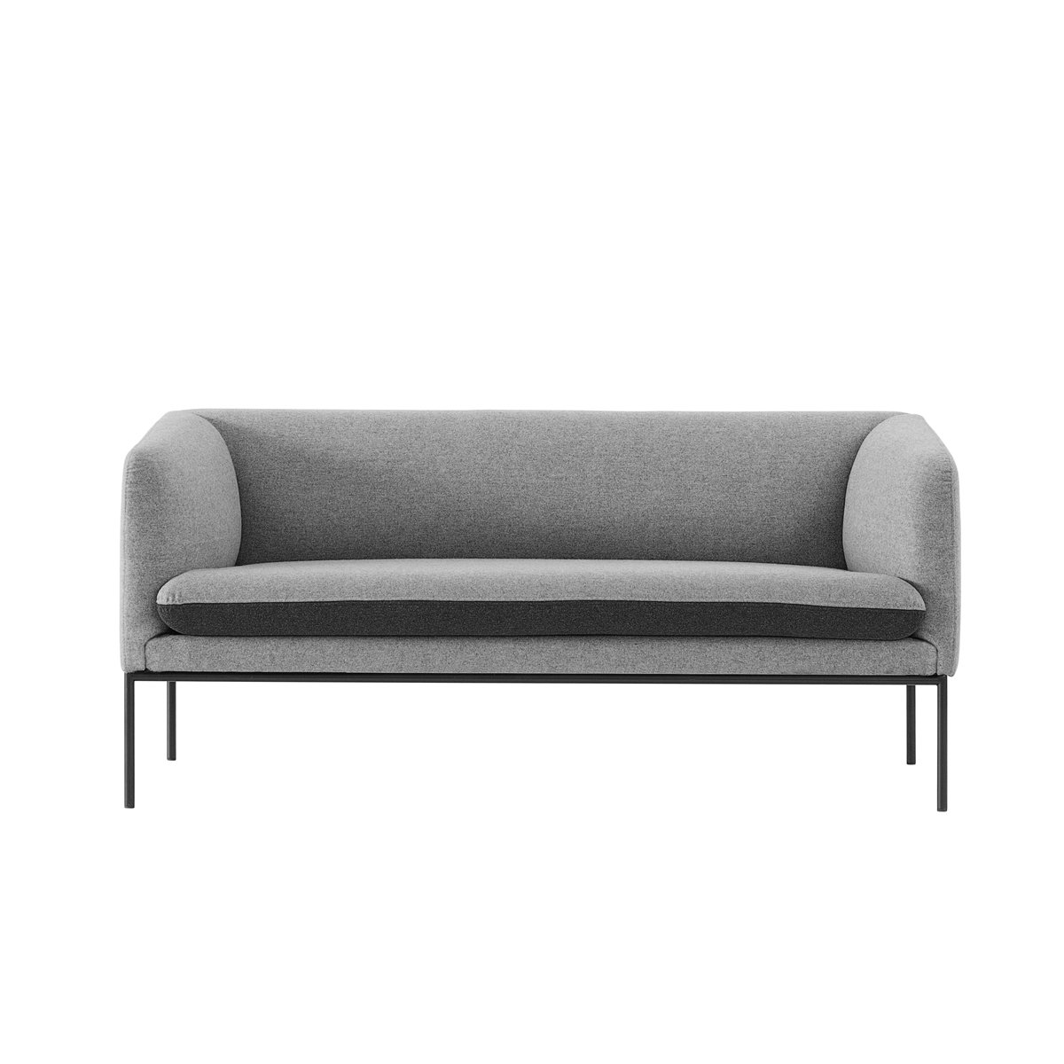 Turn Sofa (Grey Mix)