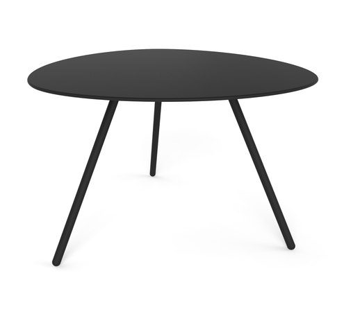 Big Dine a-Lowha Dining Table black Lonc