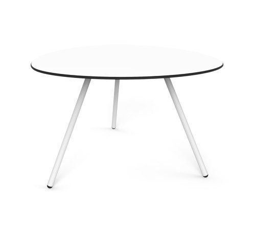 Big Dine a-Lowha Dining Table white Lonc