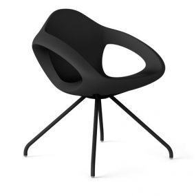 Easer Indoor / Outdoor Dining Chair Lonc
