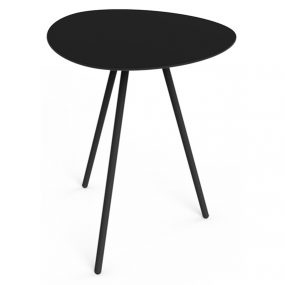 high a lowha indoor outdoor bar table black Lonc