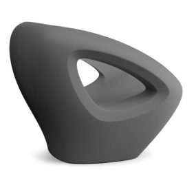 Seaser Lounge Chair gray Lonc