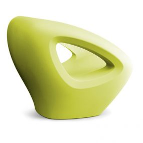 Seaser Lounge Chair green Lonc
