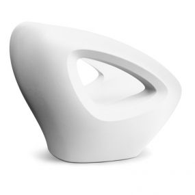 Seaser Lounge Chair white Lonc
