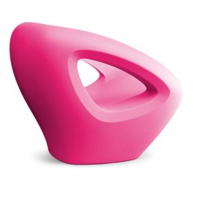 Seaser Lounge Chair pink Lonc