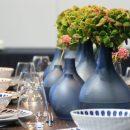 Arne Clausen Dishes Dark Blue Lucie Kaas