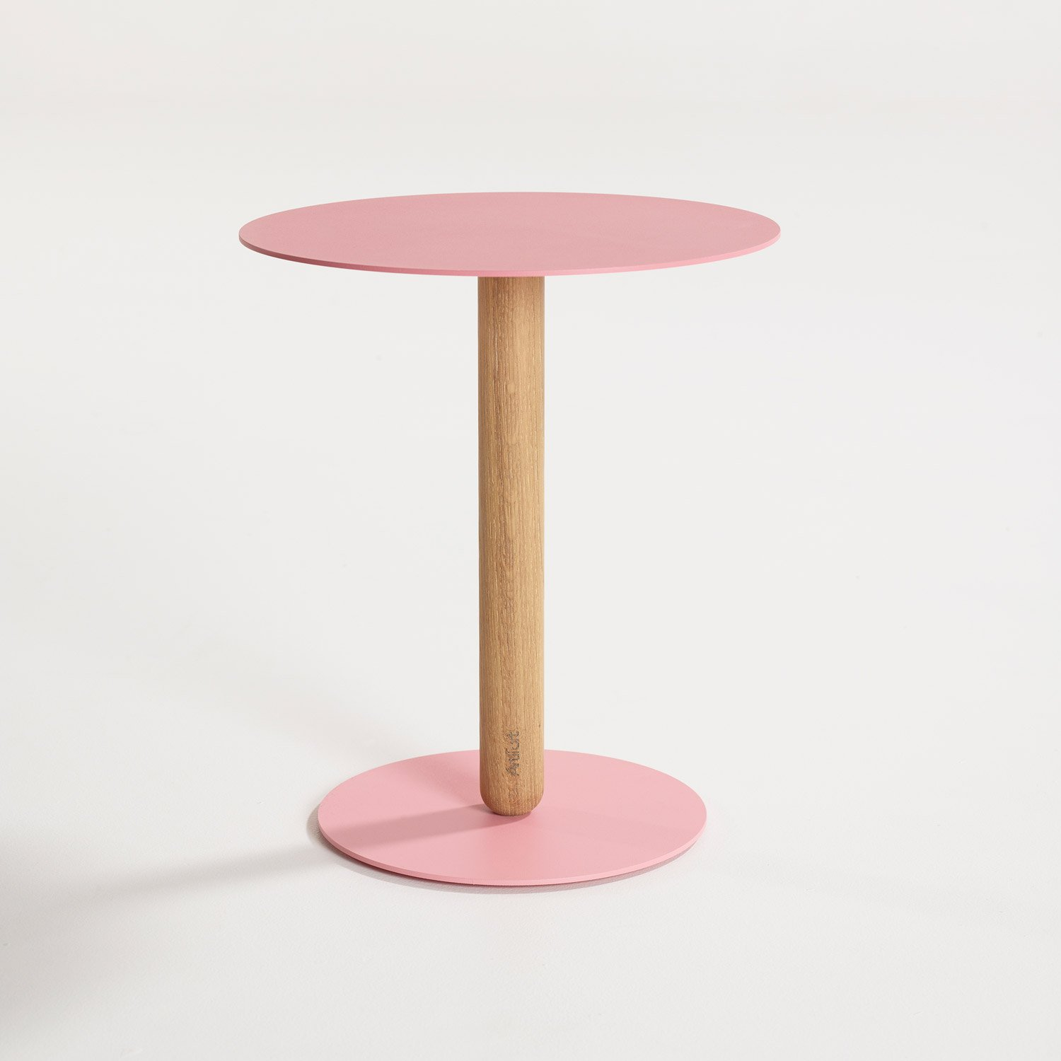 Artifort Balans Side Table Light Pink