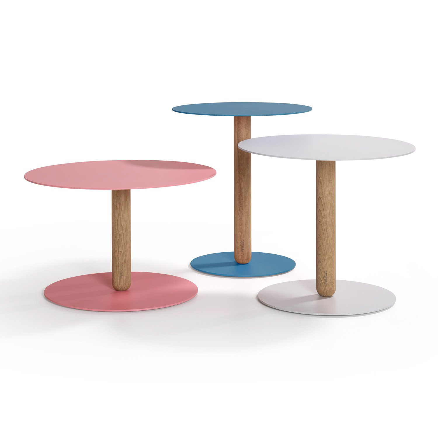 Balans Side Table Modern Intentions Your Authentic Designer  # Table Tele Dimension