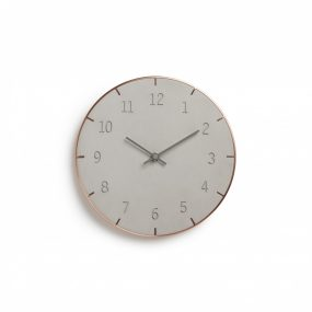 Piatto Wall Clock Umbra