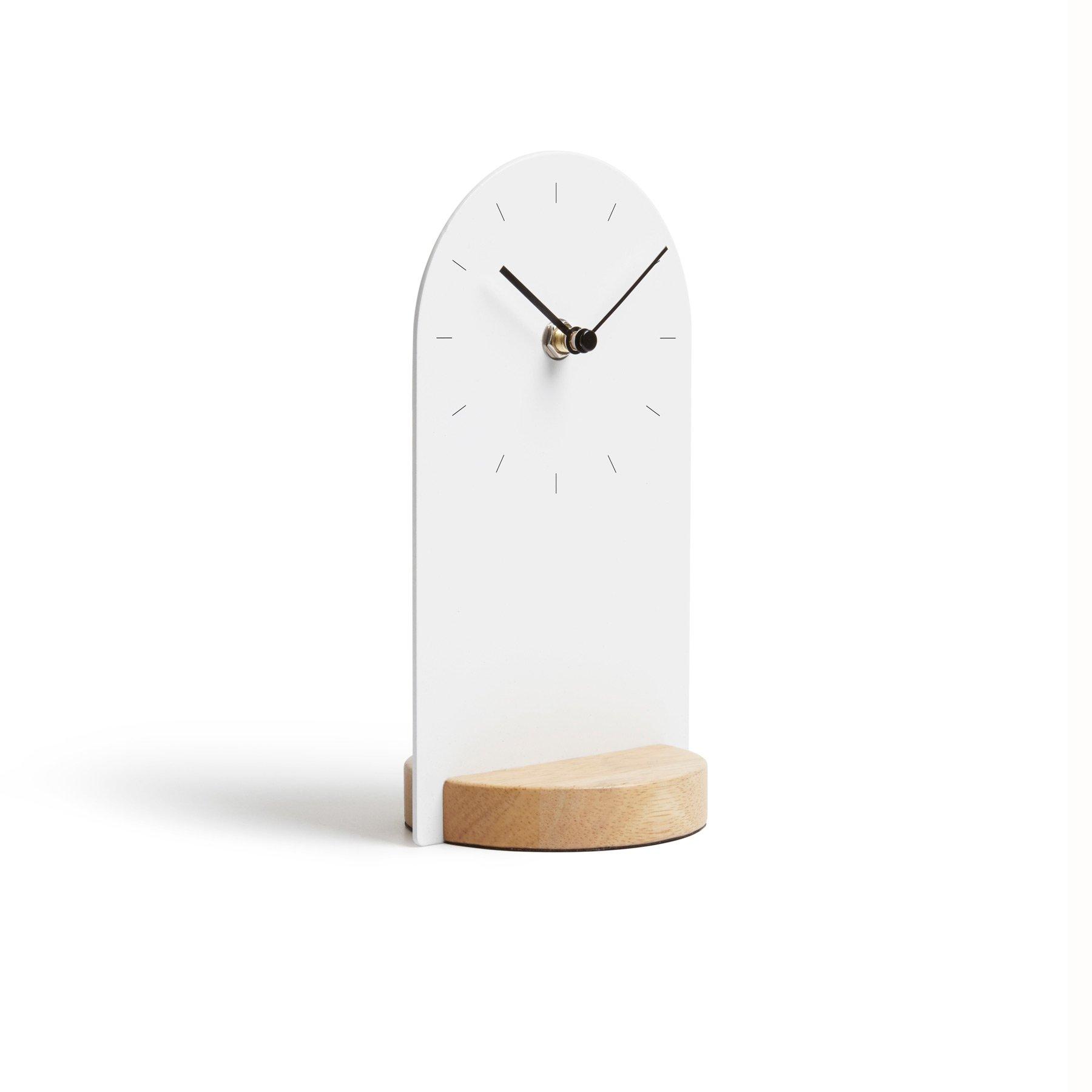 Sometime Desk Clock Umbra 118100 668 1
