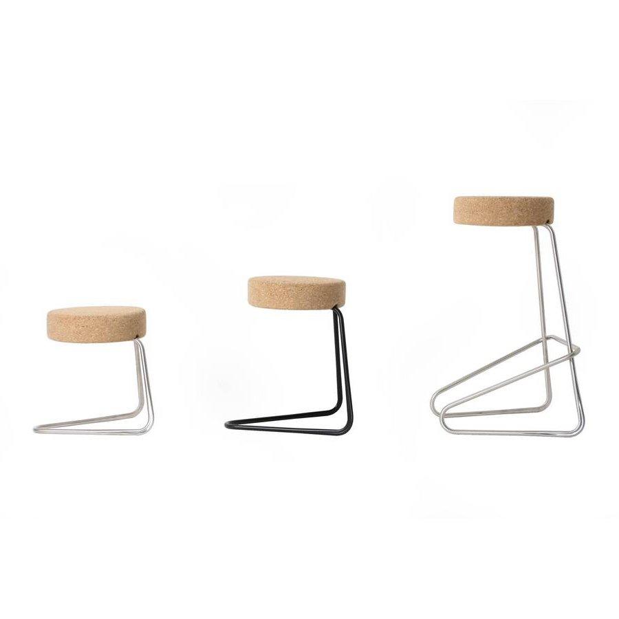 CC3 Cantilever Bar Stool Cork Edition | Modern Intentions - Shop