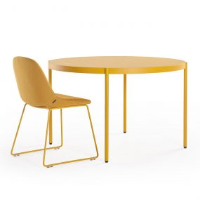 Palladio Dining Table Round by Artifort