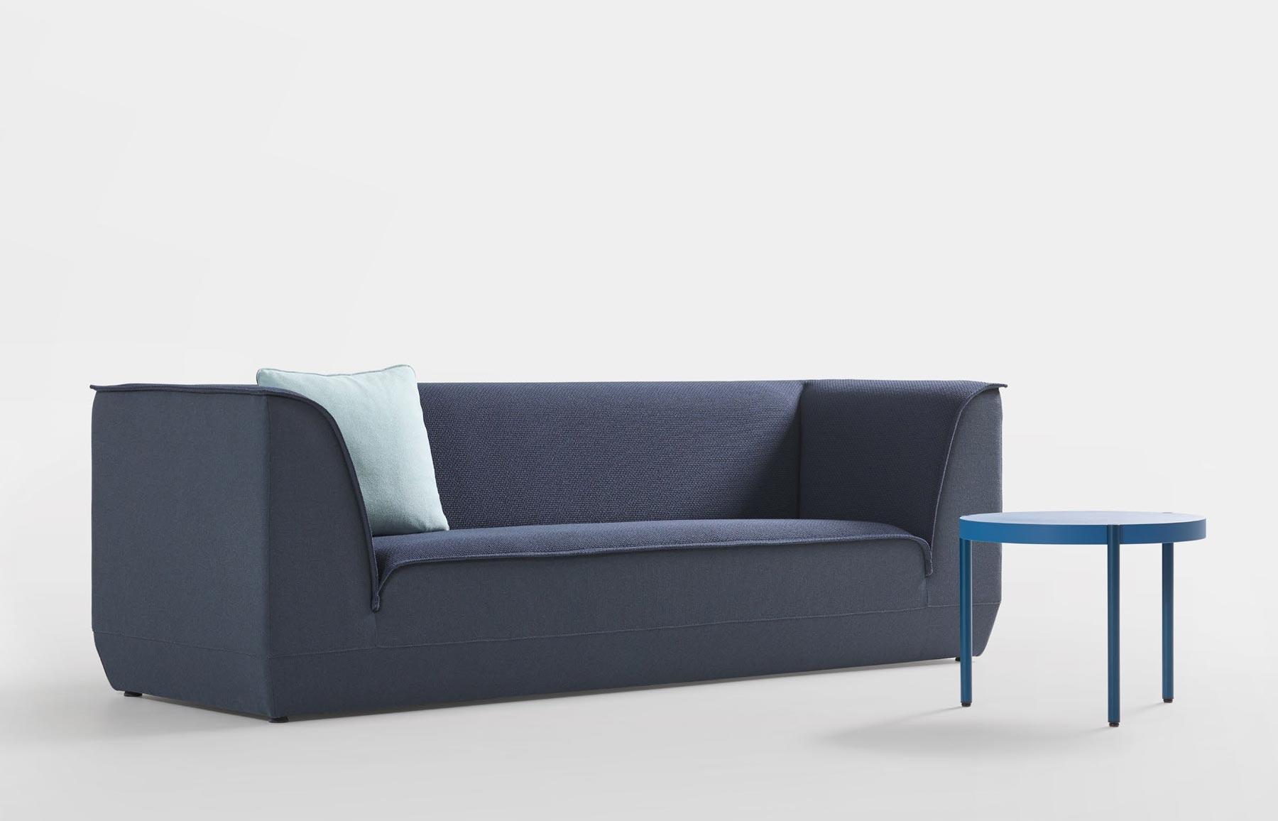 Island Sofa With Palladio