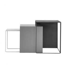 Cluster Tables Grey by ferm Living