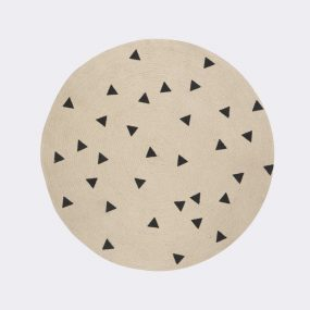 ROUND CARPET (TRIANGLE) by ferm Living