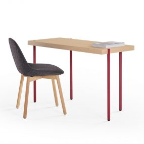 Pallidio Desk and Beso Chair by Artifort