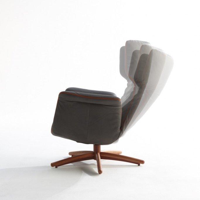 First Class Lounge Chair Reclining