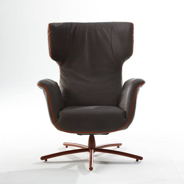 First Class Lounge Chair Starfoot Swivel  Modern Intentions Shop Furniture