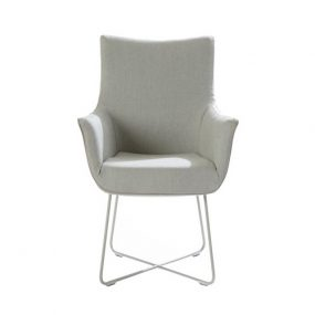 Chief Dining Chair Crosslegs by LABEL VANDENBERG