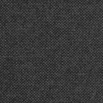Hallingdal 65 by Kvadrat Black Grey 173
