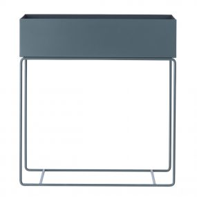 Plant Box Dark Grey by ferm LIVING