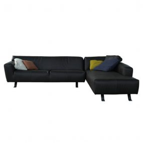 Santiago Sofa W/ Chaise Lounge to the right