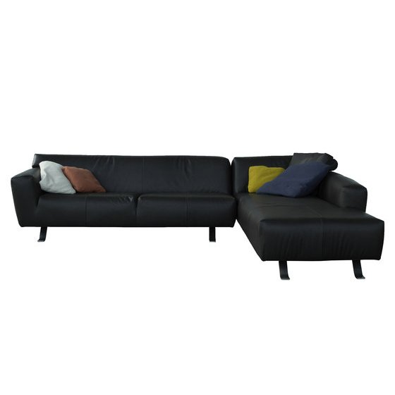 Santiago Sofa W Chaise Lounge