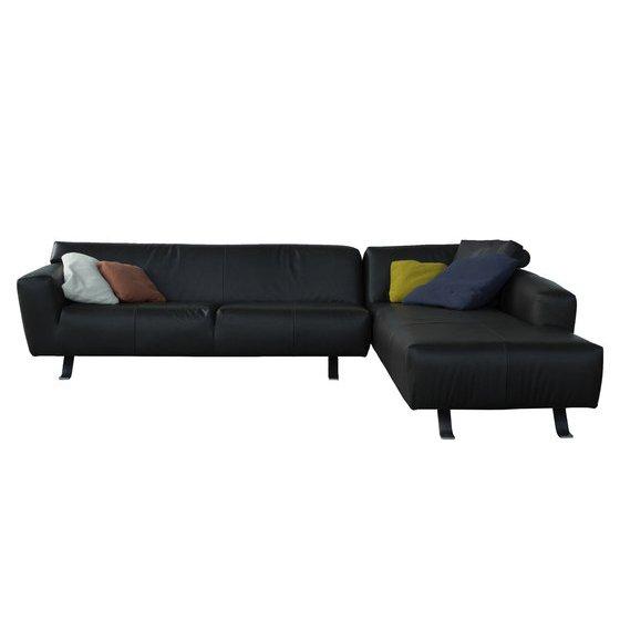 Santiago Sofa W Chaise Lounge