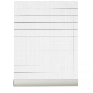 Grid Wallpaper by ferm LIVING