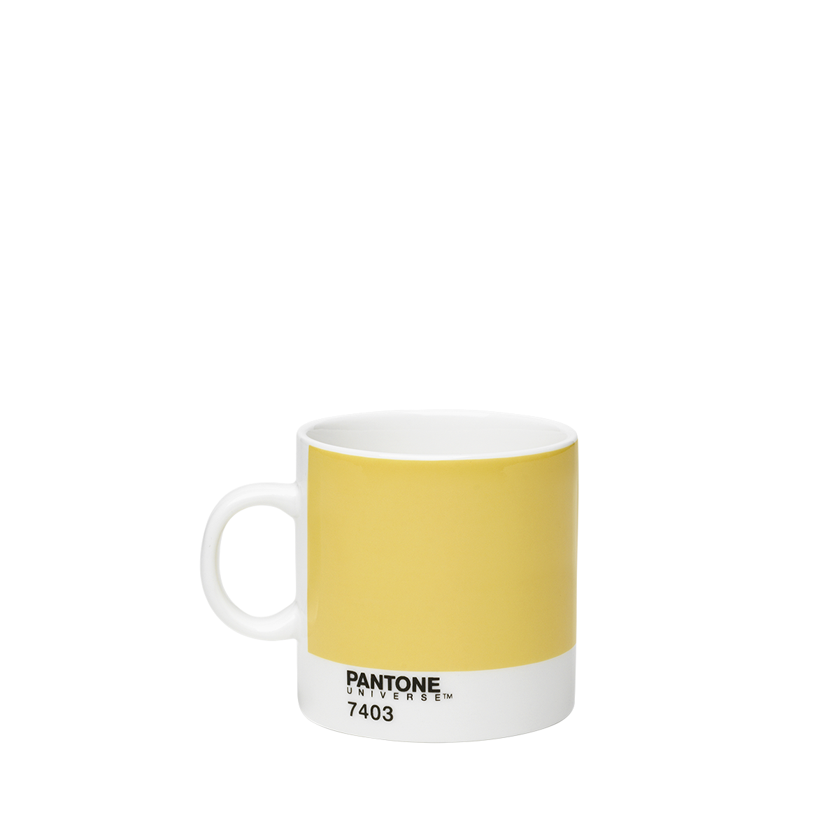Pantone Espresso Cup | Modern Intentions - Shop Modern Dishes