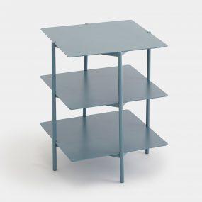 Tier Side Table in Marine by Umbra Shift