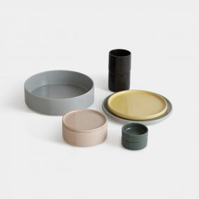 Sediment Tableware by Umbra Shift